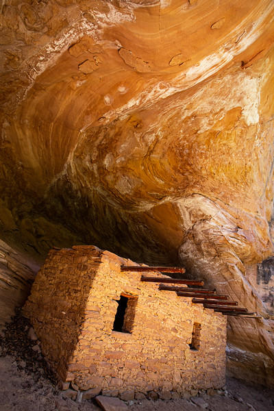 Ancestral Pueblo structure , Bears Ears National Monument and environs, San Juan County, Utah