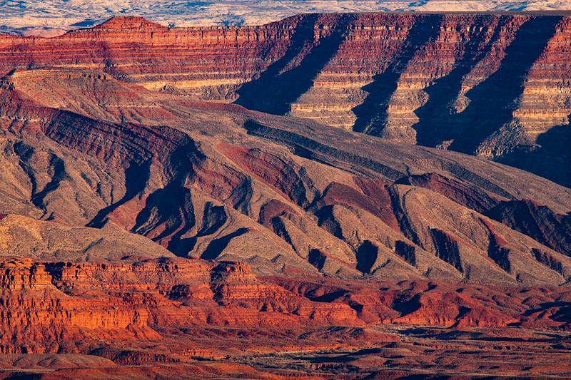 Raplee Ridge, San Juan County, Utah