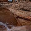 Monsoon at Owachomo Bridge, Natural Bridges National Monument , Bears Ears National Monument and environs, San Juan County, Utah