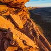 Comb Ridge sunset , Bears Ears National Monument and environs, San Juan County, Utah