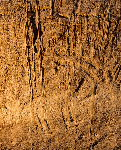 Ancestral Pueblo petroglyphs , Bears Ears National Monument and environs, San Juan County, Utah