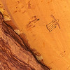 Archaic Polychrome Abstract Style pictographs, Bears Ears National Monument and environs, San Juan County, Utah