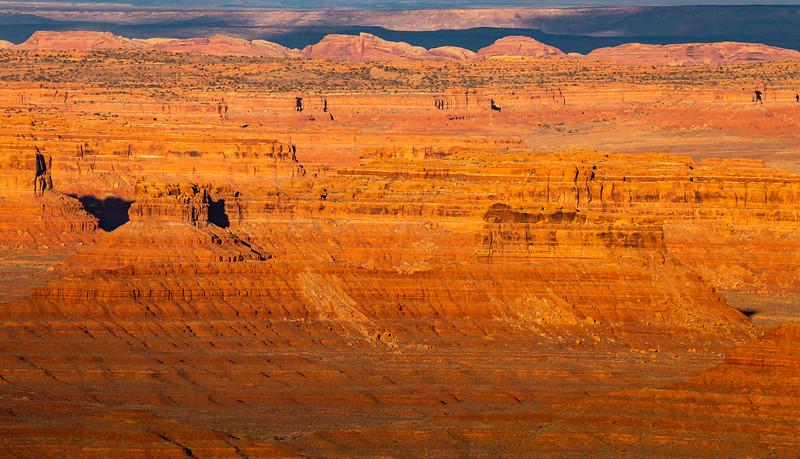 Valley of the Gods, Bears Ears National Monument, San Juan County, Utah