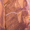 La Sal Basketmaker petroglyphs depicting flute players and anthropomorphs, Bears Ears National Monument and environs, San Juan County, Utah