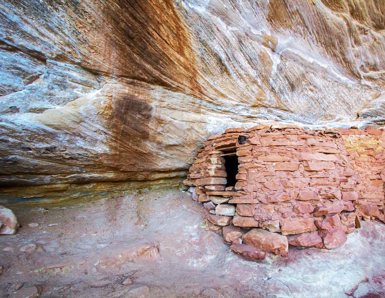 Ancestral Puebloan structures, Bears Ears National Monument and environs, San Juan County, Utah
