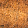 Fremont scorpion petroglyph , Bears Ears National Monument and environs, San Juan County, Utah
