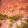 Ute Representational Style petroglyphs, Bears Ears National Monument and environs, San Juan County, Utah
