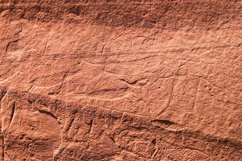 Petroglyphs, Bears Ears National Monument and environs, San Juan County, Utah