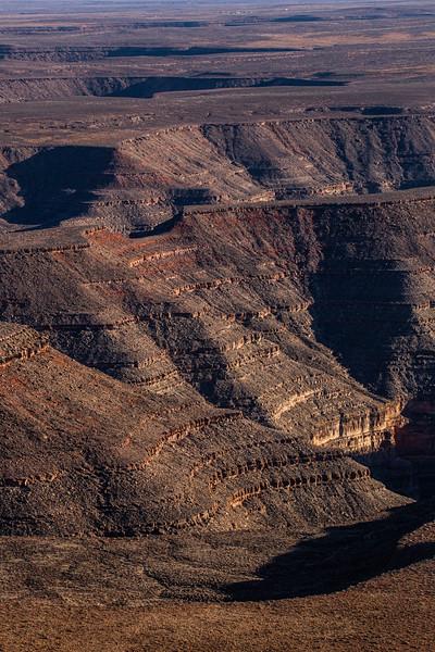 San Juan River area near Muley Point, Glen Canyon National Recreation Area, San Juan County, Utah