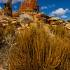 Mule Canyon tower structure, late Pueblo III, Bears Ears National Monument, San Juan County, Utah
