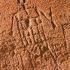 Horned figure, San Juan Anthropomorphic Style Basketmaker petroglyphs, Bears Ears National Monument and environs, San Juan County, Utah