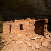 Ancestral Puebloan structure in deep alcove, Bears Ears National Monument and environs, San Juan County, Utah
