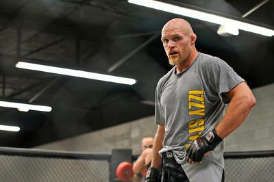 UFC VET KEITH JARDINE, 2011