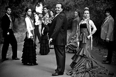 AMERICAN REPERTORY OF FLAMENCO, YJASTROS, 2009