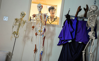 """DEM BONES"", FORMER NEW MEXICO CONGRESSWOMAN (R), HEATHER WILSON, PIMA MEDICAL INSTITUTE, 2012"