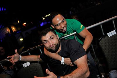 FORMER UFC HEAVYWEIGHT CHAMPION, ANDREI ARLOVSKI, JACKSON SERIES MMA, 2011