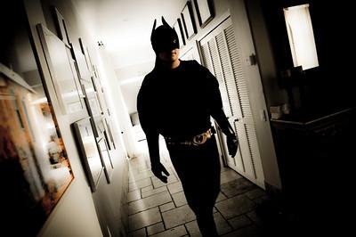 """""""I'M BATMAN"""", CONCOURS DU SOLEIL, 2012"""