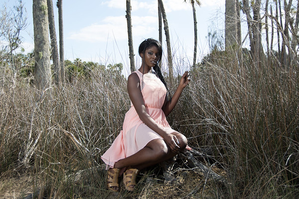 Briana DaShields outdoor shoot-3