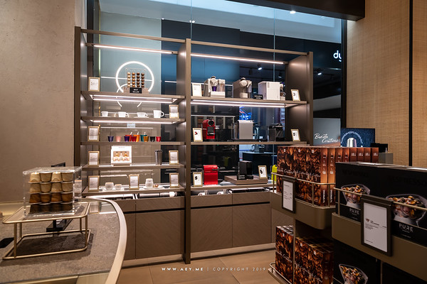 Nespresso Boutique, ICONSIAM