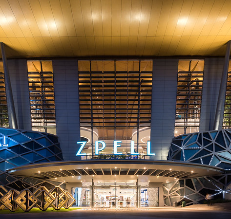 Zpell at Future Park Rangsit