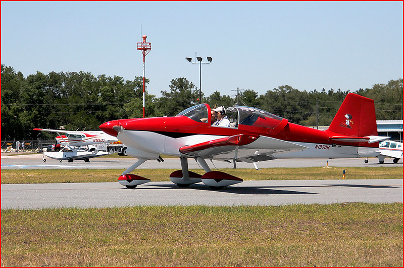 2008 VANS AIRCRAFT RV-6A (N197DM)
