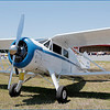 1936 WACO YKS-6 (NC16241) REGISTERED AS  (N16241) - NOTE THE OIL CAN UNDER THE COWLING
