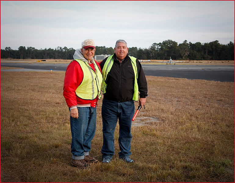 2018-12-08 PAUL AND DENNIS - PART OF OUR GROUND CREW