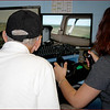 2019-03-09 YOUNG EAGLES RALLY - RESOURCE CENTER FLIGHT SIMULATOR (4)