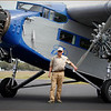 2020-03-02 EAA FORD TRI-MOTOR AT GLOBAL JET CARE (EAA FERRY PILOT - JOHN HARTKE)