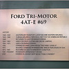 2020-03-02 EAA FORD TRI-MOTOR DOOR DATA PLATE
