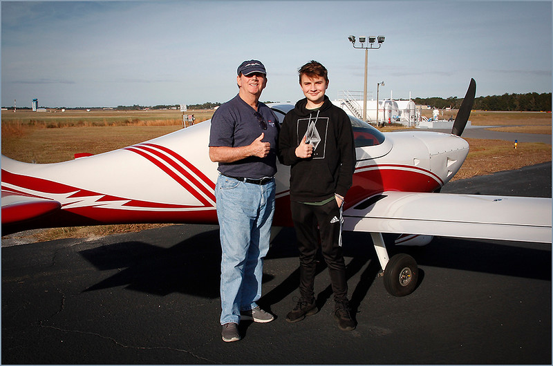 2018-12-08 LIGHTING PILOT PAUL AND YOUNG EAGLE