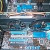 """""""VIDEO CARD INSTALLATION (TOP AND SIDE)"""""""