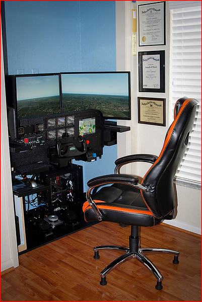 SIM V1 0 COMPLETE AND READY FOR THE FIRST FLIGHT