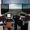 2020-12 STRAIGHT AHEAD VIEW OF THE SIMULATOR