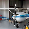 2018-06-18 CESSNA 150 N60883 (2) AND PARTIAL HANGER