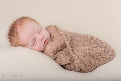 Newborn fotografie Noan