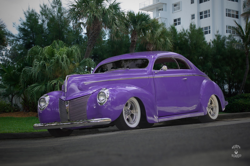 Angelos 1940 Mercury