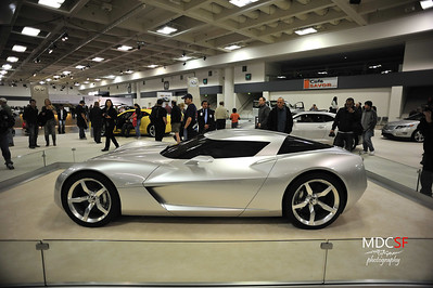Chevrolet Stingray