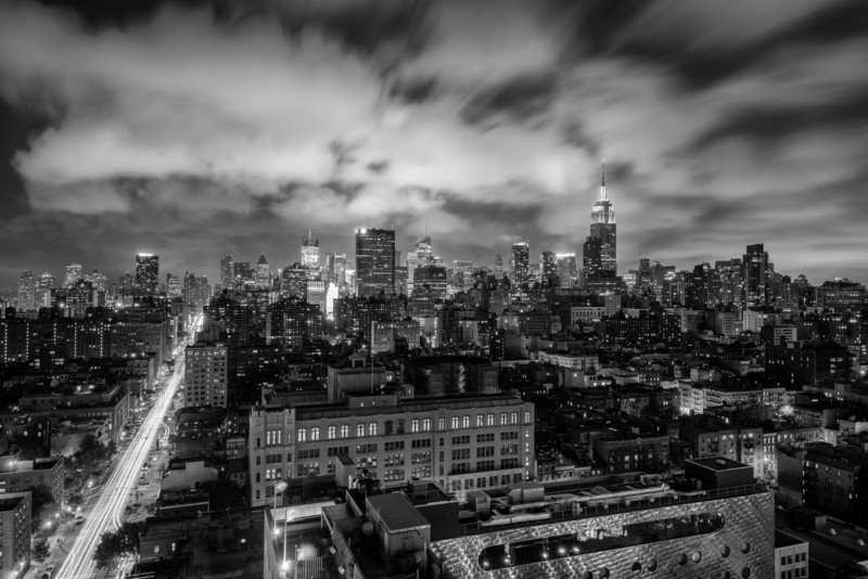 New York City Artery