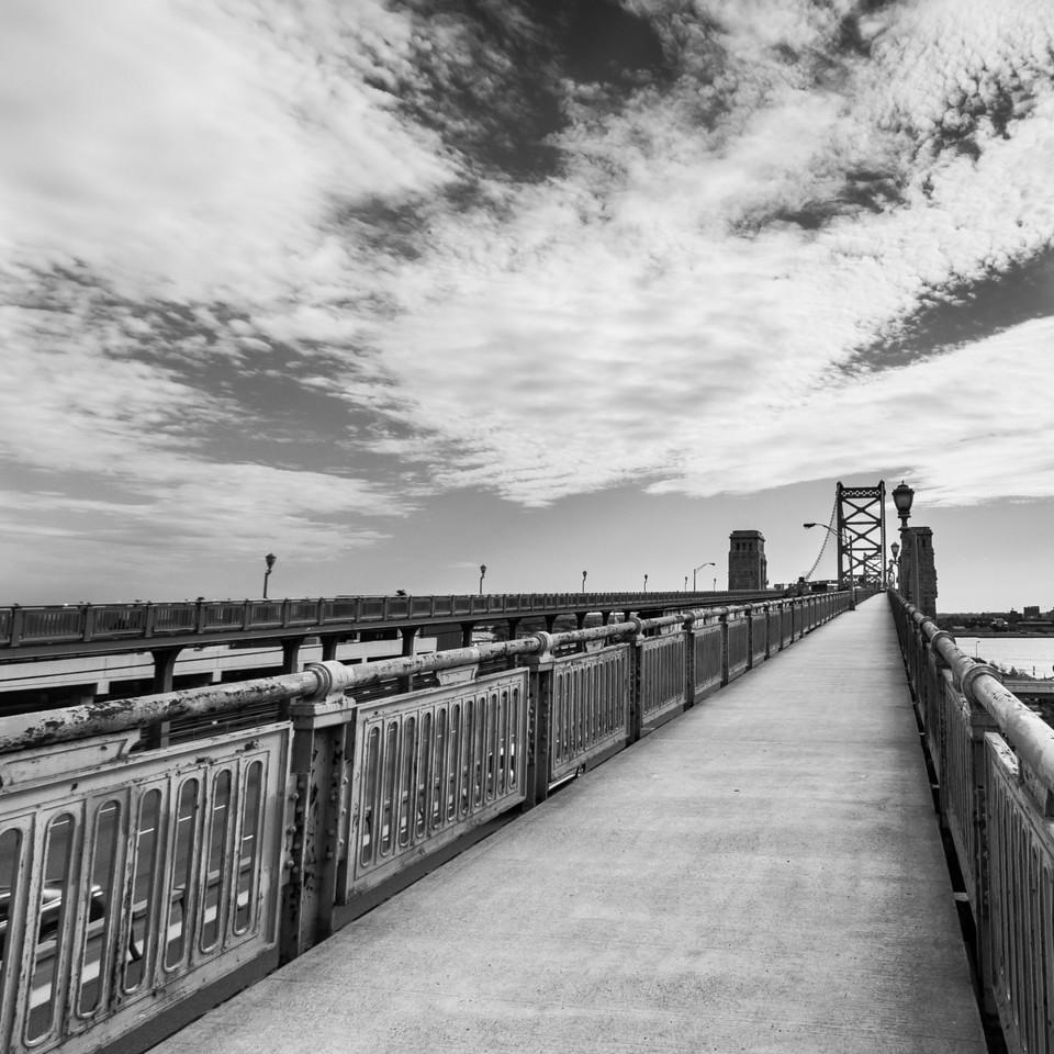 'Ben' Franklin Bridge