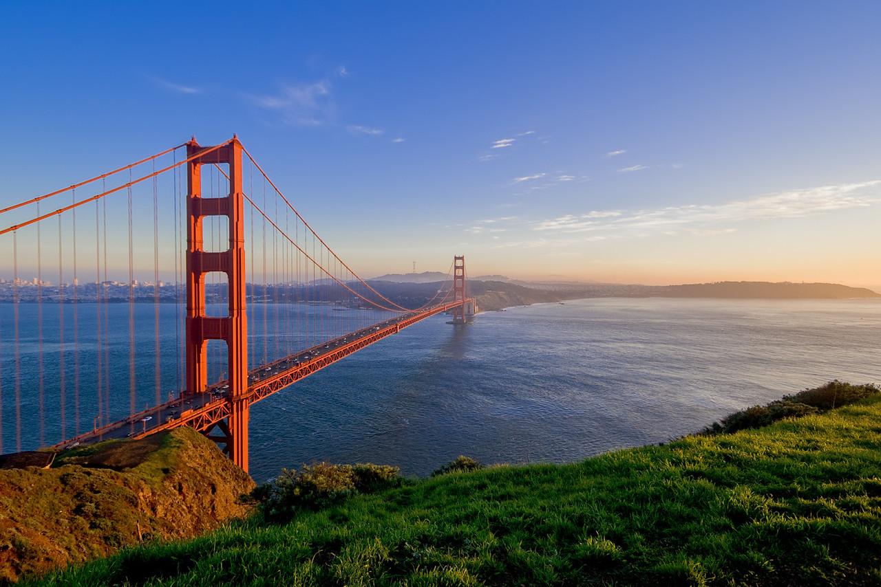 Golden Gate Bridge Number 1