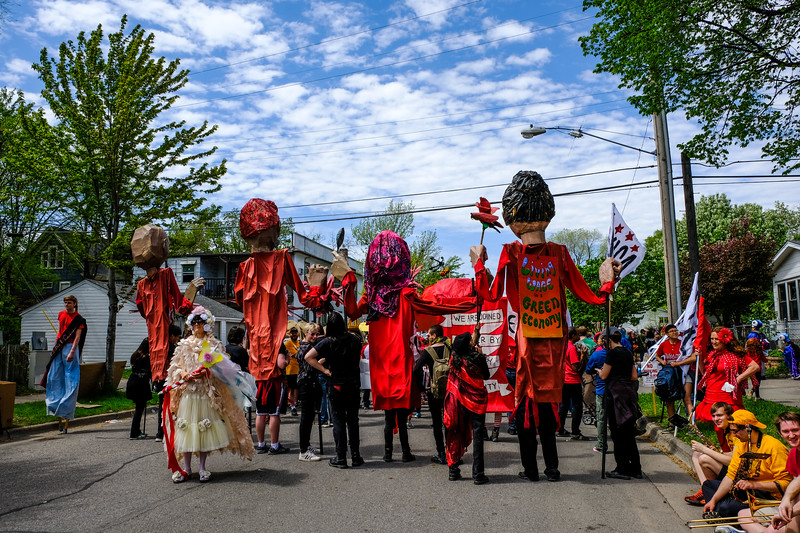 May Day Celebration 2017