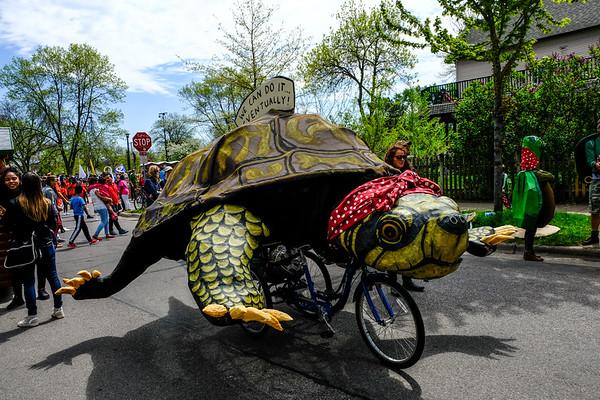 May Day Celebration 2017