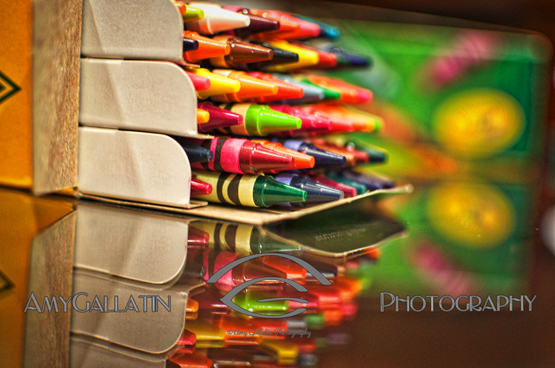 """""""Reflect with Crayons"""""""