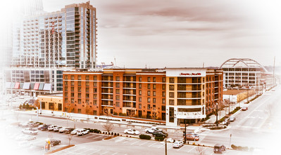 Hampton Inn & Suites - Downtown Nashville