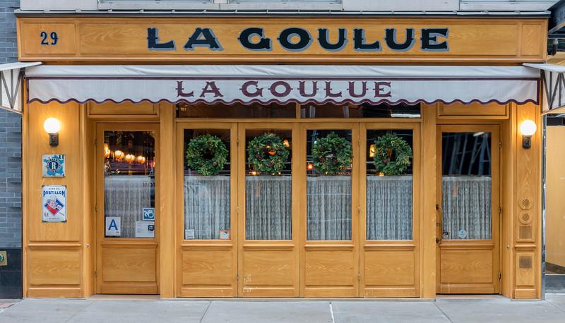 La Goulue Restaurant, New York
