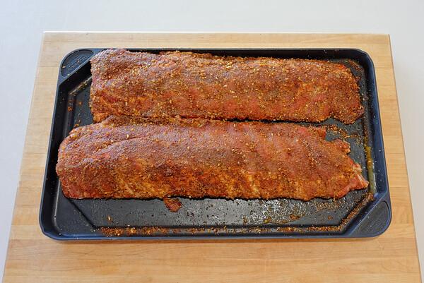 Slow Smoked BBQ Baby Back Ribs 3