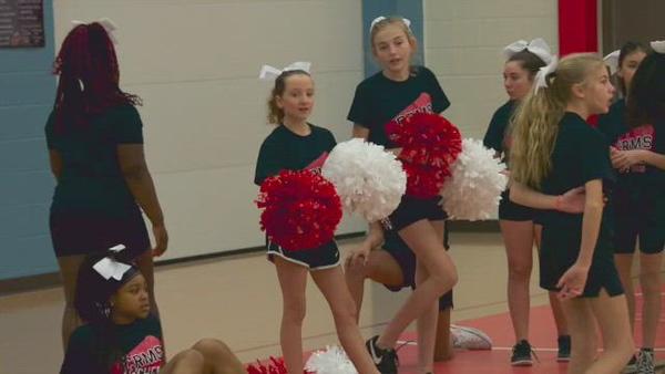 Cheerleading 2020