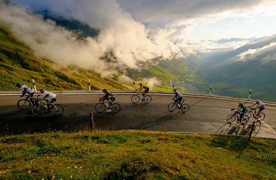 Haute Route Dolomites & Swiss Alps, Furka Pass