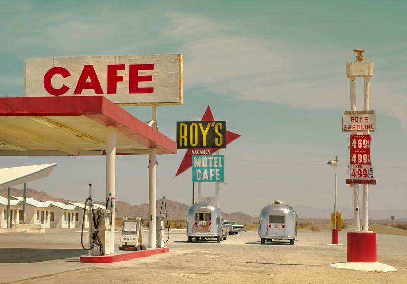 Amboy, Route 66, CA